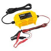 Carregador Inteligente De Bateria 6A 240Ah 127V Cib200 Vonder