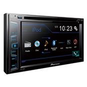 Dvd Player Automotivo 6,2 Pol Bluetooth Preto Avh-298Bt Pioneer