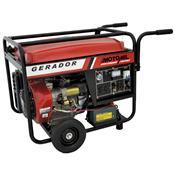 Gerador De Energia À Gasolina 8,0 Kva 380V Mgt-8000Cle Motomil