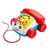 Novo Telefone Feliz Em Plástico Para Bebês Fisher Price
