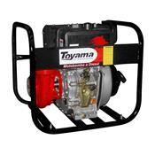 Bomba Centrifuga 10 Hp Á Diesel 4 Tempos 406Cc Tdc25n10b Toyama
