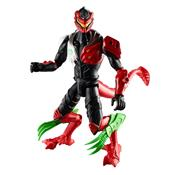 Boneco Action Figure Max Steel A Fera Super Raptor Dxp 15