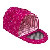 Transporte Fechado Munique Para Pet Tamanho 2 Pink Fabrica Pet