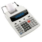 Calculadora De Impressão Com Visor Bonina 12 Dígitos Cinza Elgin