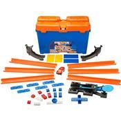 Conjunto De Pistas Hot Wheels Track Builder Kit Completo Dww95