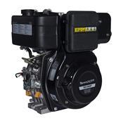 Motor À Diesel 11 Hp 4T Monocilíndrico 441Cc Tde120-Xp Toyama