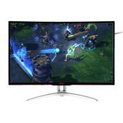 Monitor Gamer Agon Tela Curva 31.5 Pol Led Fhd Hdmi 144Hz Ag322fcx Aoc