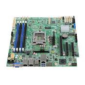 Placa Mãe Servidor Intel Dbs1200splr Xeon E3-1200V5 Ddr4 2X Rede Gbe Lga 1151