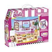 Barbie Massinha De Modelar Food Truck Lanchinhos E Sucos 79682 Fun