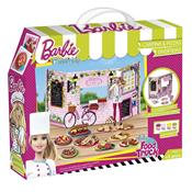 Barbie Massinha De Modelar Food Truck Cantina E Pizzas 79681 Fun