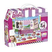 Barbie Massinha De Modelar Food Truck Doceria E Delicias 79683 Fun