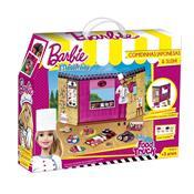 Barbie Massinha Food Truck Comidinhas Japonesas E Sushi 79680 Fun