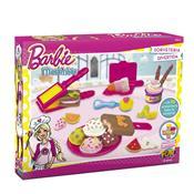 Massinha Da Barbie Sorveteria Divertida 76134 Fun