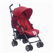 Carrinho Para Bebê Mini Buggy Fireball Vermelho Emb10025 Maclaren
