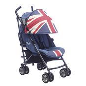 Carrinho Para Bebê Mini Buggy Union Jack Emb10021 Maclaren