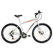 Bicicleta Jaws Disk Brake Aro 29 21V Branco Mormaii