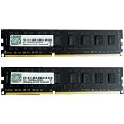 Memória Ram Value 8Gb 2X4gb Ddr3 1600Mhz F3-1600C11d-8Gnt G.Skill