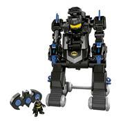 Brinquedo Robô Do Batman Batbot Dmt82 Imaginext