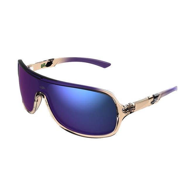 3cba1b2c27afe Óculos De Sol Speranto Violeta Com Lente Espelhada Mormaii - Mormaii