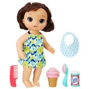 Boneca Baby Alive Morena Sobremesa Mágica Hasbro