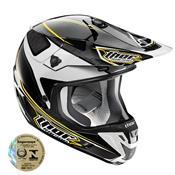 Capacete Motocross Verge Amp Preto 0110 Thor