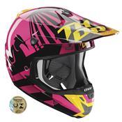 Capacete Motocross Verge Dazz Magenta 0110 Thor