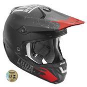 Capacete Motocross Verge Object Preto 0110 Thor