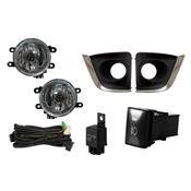 Kit Farol De Milha 19W Para Corolla 2014 H16-2 Shocklight