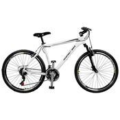 Bicicleta Volcano 21 Marchas Aro 26 Branca Master Bike