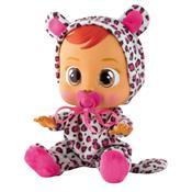 Boneca Action Figure Bebê Cry Babies Leo Br526 Multikids