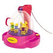 Brinquedo Máquina De Pulseiras My Style Loops Br561 Multikids