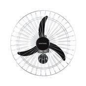 Ventilador De Parede 60Cm Premium 200W Preto Bivolt Ventisol
