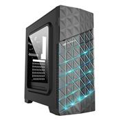 Gabinete Gamer Rgb 3 Portas Usb 2.0 E 1 Porta Usb 3.0 Mt-G750bk C3tech
