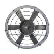 Ventilador E Exaustor Industrial 46 Cm Premium Axial Ventisol