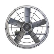 Ventilador Exaustor Industrial Axial 37Cm 3 Velocidades Mono Ventisol