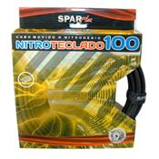 Cabo Nitro Para Teclado 7M Preto 538195010F Sparflex