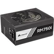 Fonte Atx Corsair 750W Rm750i 80 Plus Gold Modular Digital Cp-9020082-Ww