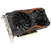 Placa De Vídeo Geforce Gtx 1050 Gddr5 2Gb 128 Bit Gv-N1050g1 Gaming-2Gd Gigabyte