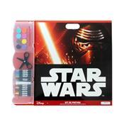Kit De Pintura Infantil Star Wars Br475 Multikids