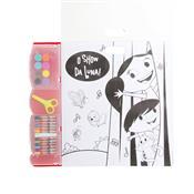 Kit De Pintura Show Da Luna Br480 Multikids
