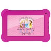 Tablet Princesas 8Gb 7 Pol Android 4.4 Rosa Nb239 Multilaser