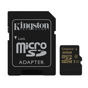 Cartão De Memória 32Gb Com Adaptador Sd Sdcg32gb Kingston