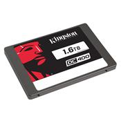 Ssd Servidor 1600Gb Enterprise 2.5 Pol Dc400 Sedc400s371600g Kingston
