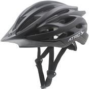 Capacete De Ciclismo Médio Preto Fosco Bi115 Atrio
