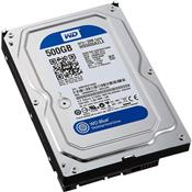 Hd Interno Sata Iii 3.5 Pol 500 Gb 7200Rpm Western Digital