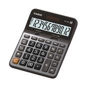 Calculadora De Mesa 12 Dígitos Prata Dx-120B Casio