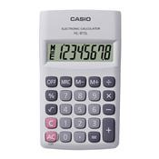 Calculadora De Bolso Com Visor 8 Dígitos Hl-815L-We Casio