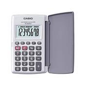 Calculadora De Bolso Com Visor 8 Dígitos Hl-820Lv-We Casio
