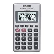 Calculadora De Bolso Com Visor 8 Dígitos Hl-820Va Casio
