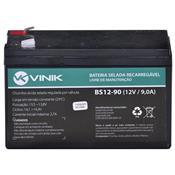 Bateria Selada Vlca 12V 9.0A Bs12-90 Vinik